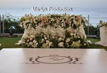 Ayana Villa Wedding by Marlyn Production