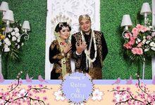 Wedding ratna & oki by Vassav Photoworks