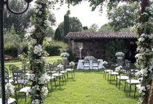 Wedding in Le Case Gialle Melizzano BN by Visual Wedding Art