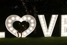 HEART by Light Up Letter Bali