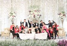 Indra & Angelina by PRIVATE WEDDING ORGANIZER