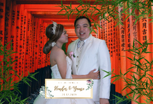 Hendri & Yanie Wedding by Cooleo 3D Photo