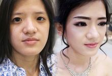 Thankyou for your trust mrs Yessy by makeup by shinshin