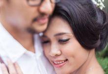 Agung + Renny Prewedding by Wedding Factory