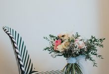The Wedding of Boei and Yuliska by Bernardo Pictura