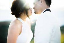Aira & Martin Pre-Wedding by Suzane Calero - Professional Hair and Makeup