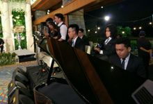 Wedding of Mr Yohanes and Ms Lily by Josade Entertainment