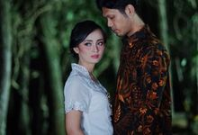 Prewedding Day of Isna and Fajar by Alfka Photography