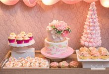 Sweet Nest Candy Buffet by Sweet Nest Events