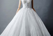 Wedding Gown by JJ Bride