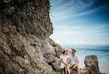 A&D Casual Pre Wedding - Bali by BPSO