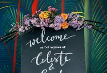 Wedding Pete & Celeste - Ubud Bali by BPSO