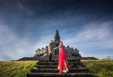 Bali Pre Wedding - Mohamed Samak & Suha by BPSO