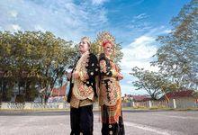 The Wedding of Ferdy & Rizka by Putra Achmad