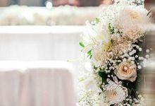 Wedding Joey & Susan at Central Restaurant by Priceless Wedding Planner & Organizer