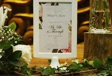 Wedding Michael & Jessica at kembang goela by Priceless Wedding Planner & Organizer