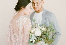 REYNALDO TJANDRA AND MONICA TAN INTIMATE WEDDING by Priceless Wedding Planner & Organizer
