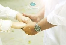 The Prewedding of Rachmat Septian Alviyano & Della Shelina by The Eternity Photography
