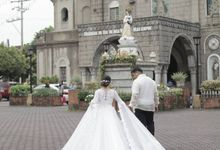 Mike & Mardie by Jaymie Ann Events Planning and Coordination