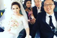 The Wedding of Rendy & Yudea by Priority Rent car