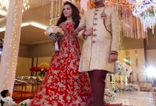 Bride & Groom Hasan Zaenab by Eden Design