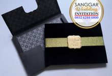 RISKA & ARIF (Black Velvet Luxury) by Sanggar Undangan