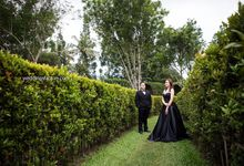Ivan + Melisa Prewedding by Wedding Factory