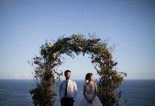 The Wedding of Shawn & Janet by Bali Yes Florist
