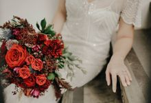 Chie & Ken Wedding by IL FIORE FLOWER BOUTIQUE
