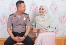 Makeup Artist Prewedding by Ferns Agency