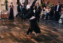 Rena and JiSung Wedding by DJ Michael Demby