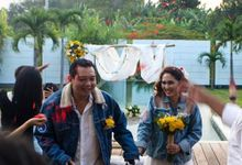 Wedding Of Jonson And Alfaira by Yours Bali Wedding