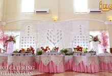 Sweet Corner by IKO Catering Service dan Paket Pernikahan