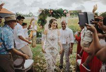 Candace & Farhan by baliVIP Wedding