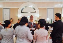 Drina & Akbar Wedding by HENRY BRILLIANTO