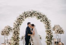 The Wedding of Janice & Johan by Bali Eve Wedding & Event Planner
