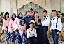 The Wedding Of Bintang and Irfan by DD WEDDING AND EVENT ORGANIZER