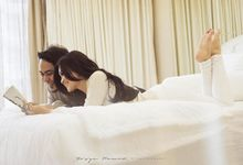 Pre-Wedding & Wedding Day by Yosye Hamid Photography