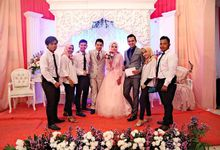 The Wedding Of Bagus and Riri by DD WEDDING AND EVENT ORGANIZER