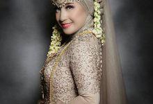 Wedding Make Up (Hijab & Syar'i) by Nayah Make Up Artist