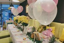 Risha's Bridal Shower by Boo Event & Co.