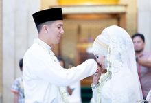 Wedding Day of Lita and Dandy by Alfka Photography