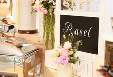 Artisanal Wedding by Rasel Catering Singapore Pte Ltd