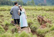 PREWEDDING ASRI & IWAN by Rana Creative Visual