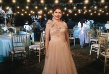 Customised Dresses for wedding and event by Vicario Bride