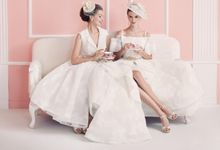 Pink & Audrey Wedding Collection by Digio Bridal