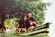 Pre-Wedding Wulan &  Bian by The Remember