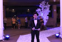 MC Wedding ICC MGK Kemayoran Jakarta - Anthony Stevven by Anthony Stevven