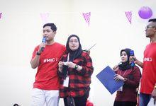 Family Gathering Bank Mandiri Area Jakarta Cikini 2019 by Wildan Fahmi MC