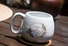 Wedding FV by Mug-App Wedding Souvenir